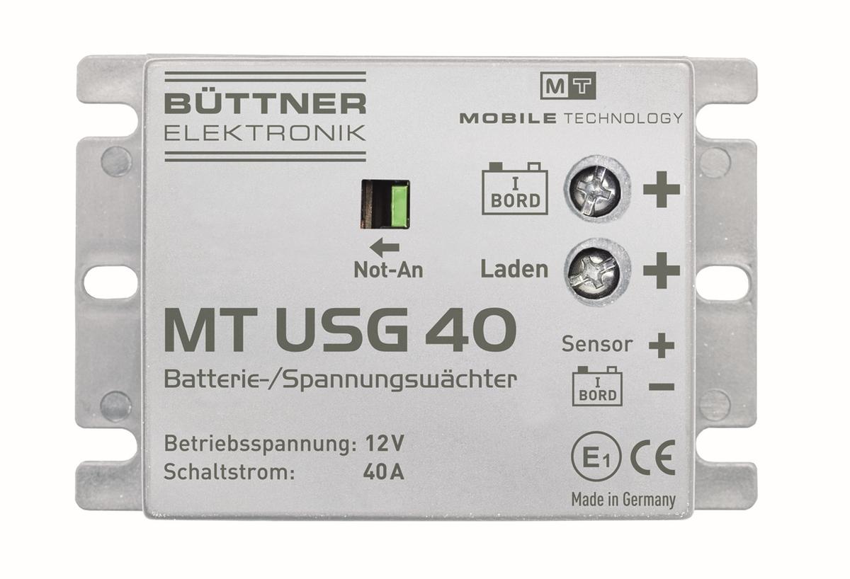Büttner Batterie-Controller MT USG 40
