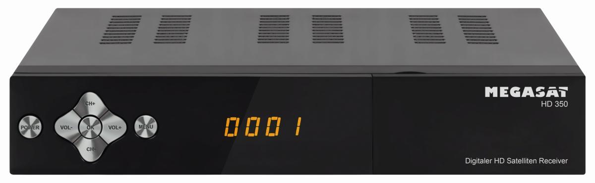 Megasat Receiver Megasat HD 350