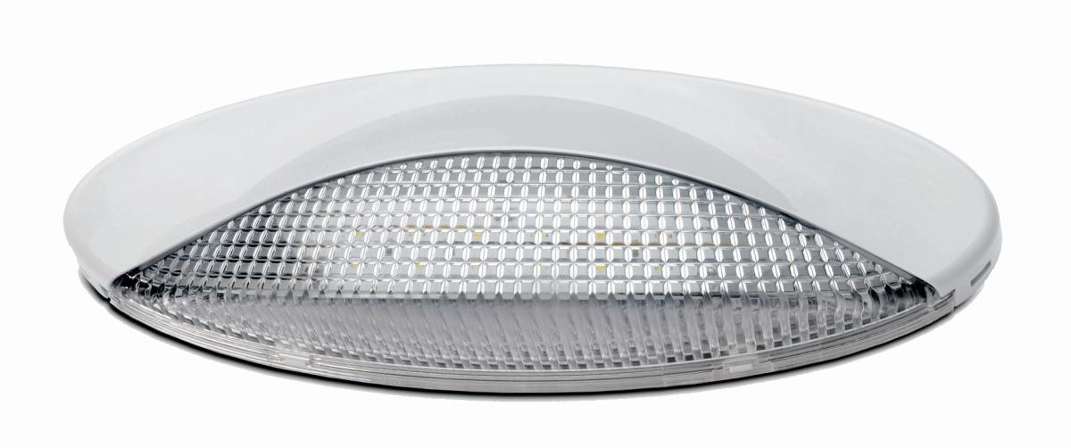 LED-Vorzeltleuchte WAVE weiß