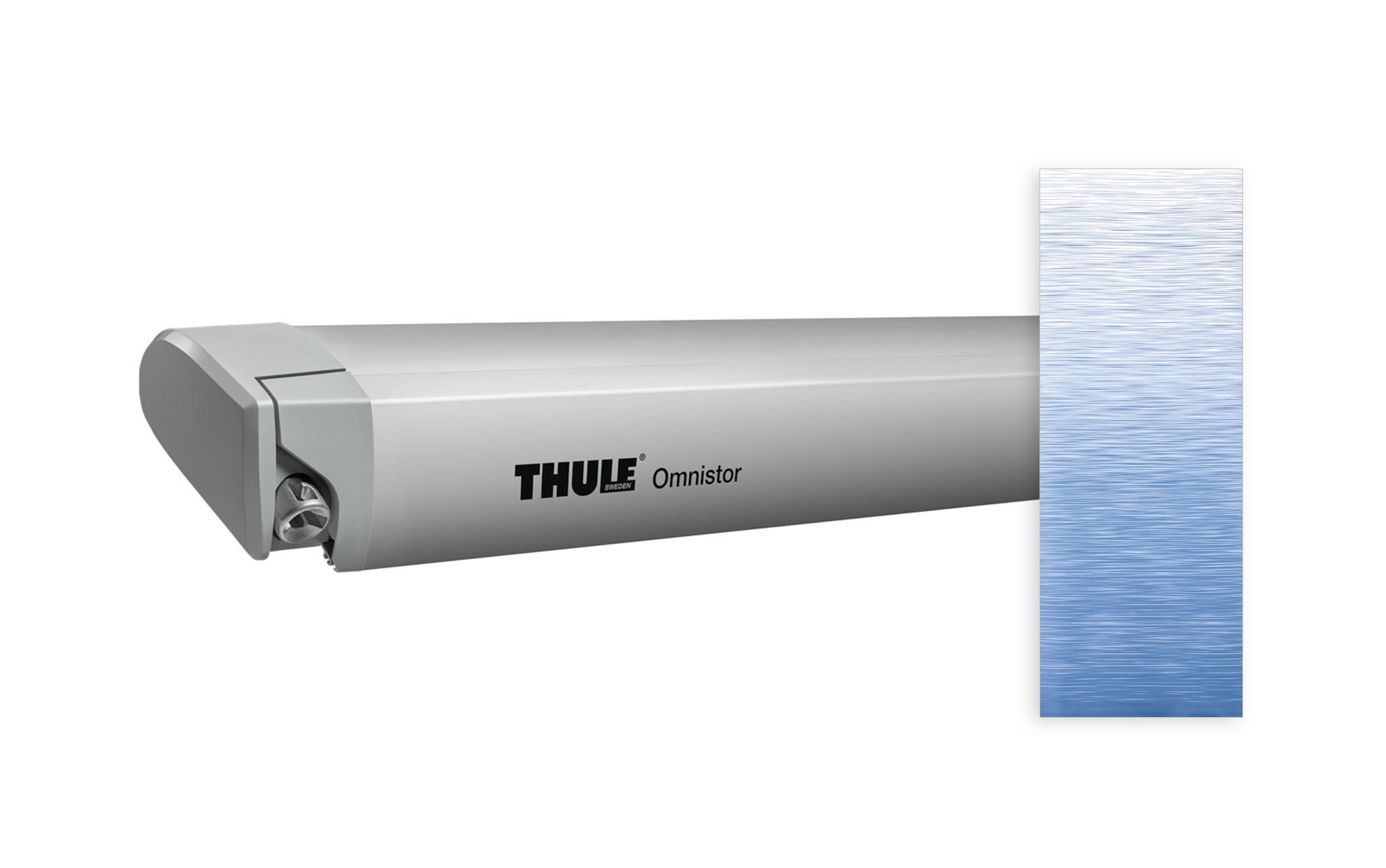 Thule Omnistor 6300 eloxiert 500x250 cm, Saphir Blau