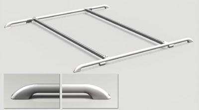Thule Dachreling Roof Rail Deluxe Aluminium elox.