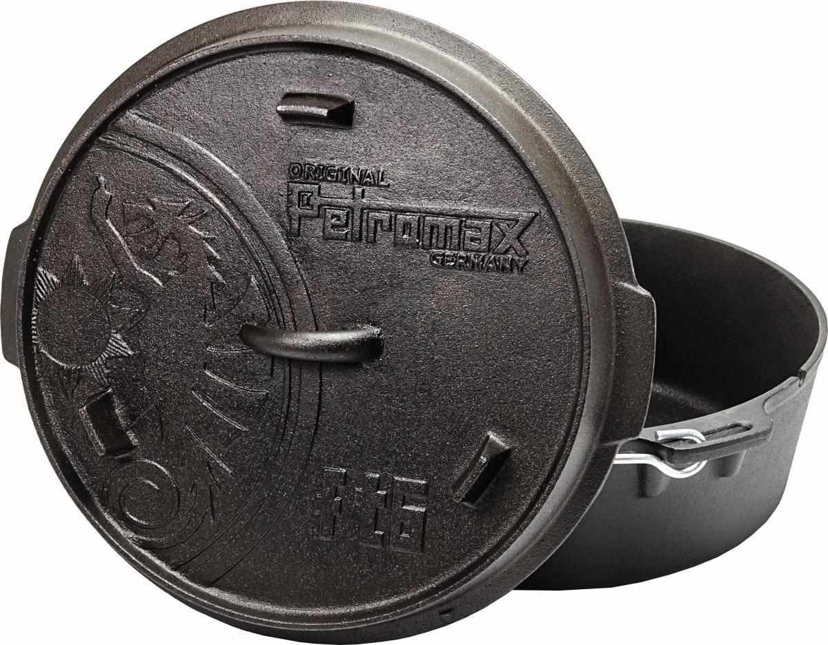 Petromax Feuertopf FT6-T ohne Füße
