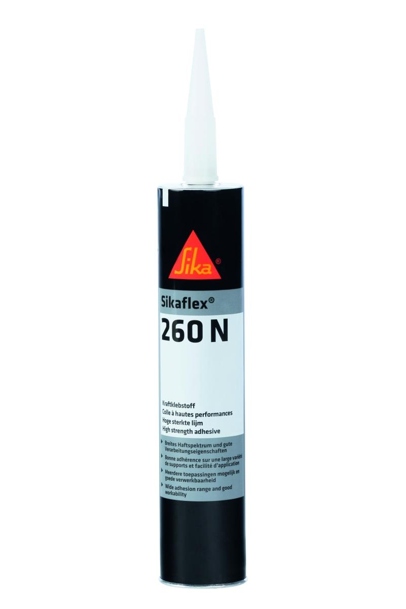 Sikaflex 260 N schwarz, 300 ml