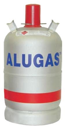 ALUGAS-Gasflasche 11 kg
