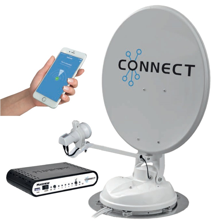 MAXVIEW Target Connect