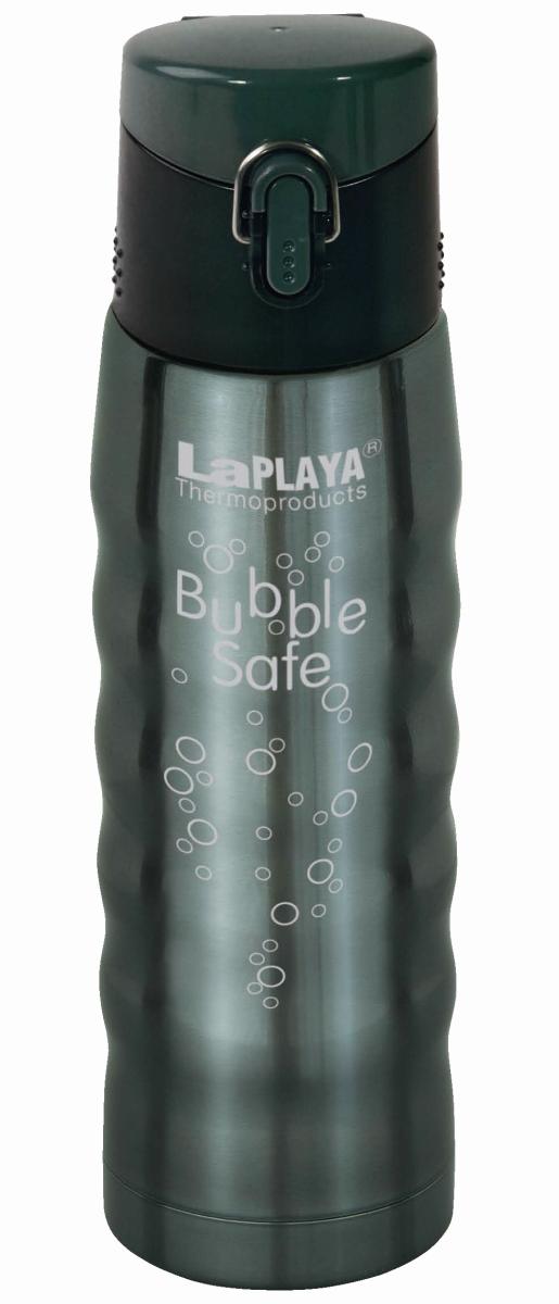 Reisebecher Bubble Safe 0,5l blaugrau
