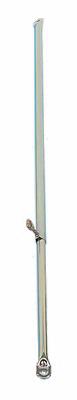Spann- und Firststab Stahl 200-280 cm, 22 mm