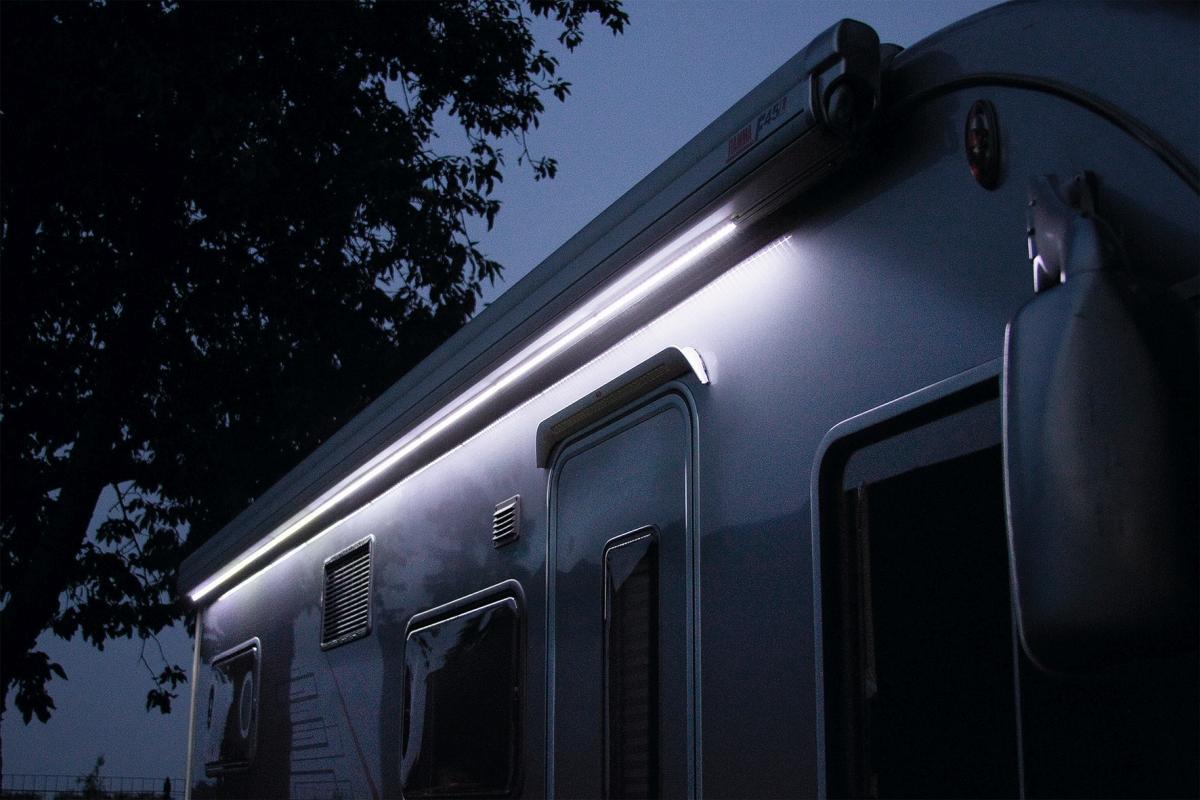 Fiamma LED Awning Case Lichtleisten für F45 S/L