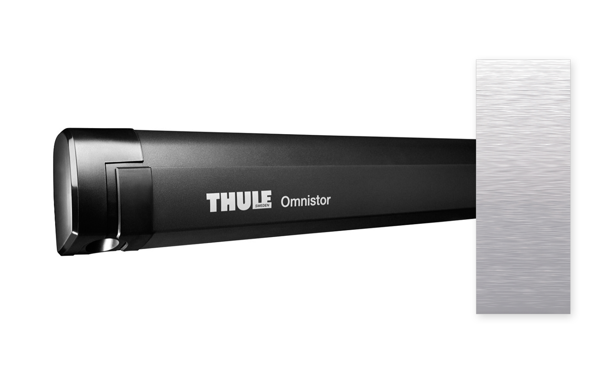 Thule Omnistor 5200 anthrazit 400x250 cm, Mystic Grau