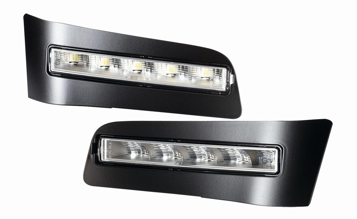 LED-Tagfahrleuchten-Set Fiat Ducato