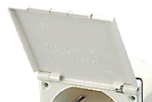 Ersatzdeckel zu CEE-Einspeisestecker 80520
