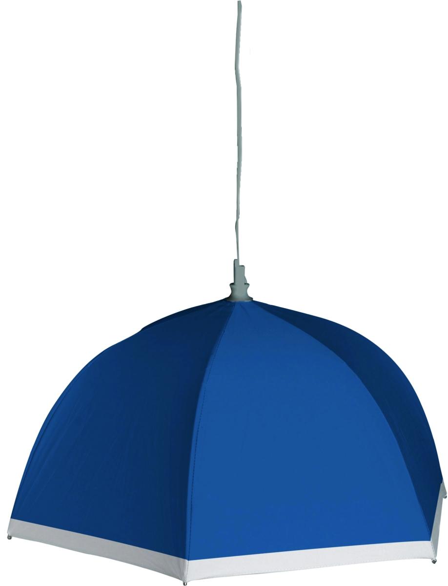 Schirmlampe SIXRAY blau