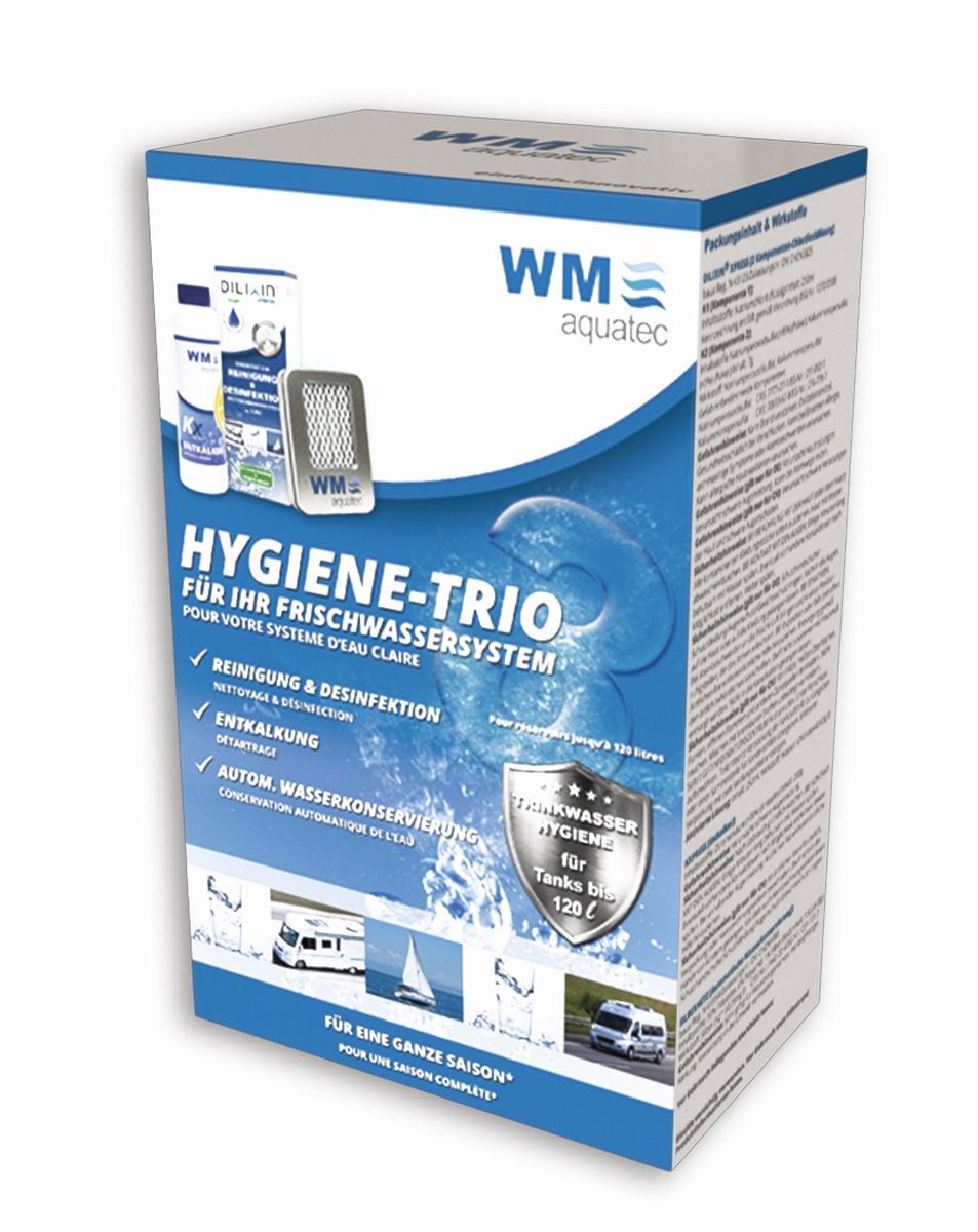 WM aquatec Hygiene-Trio 50/120 l