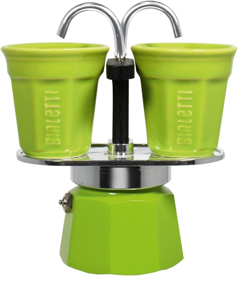 Bialetti Set Mini Express grün