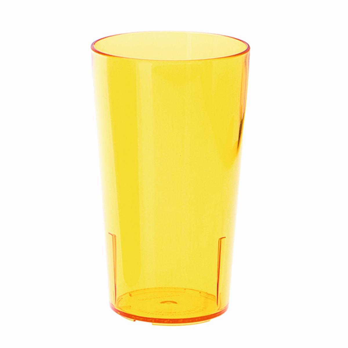 Gimex Gläserset 3+1 gelb 4er Set