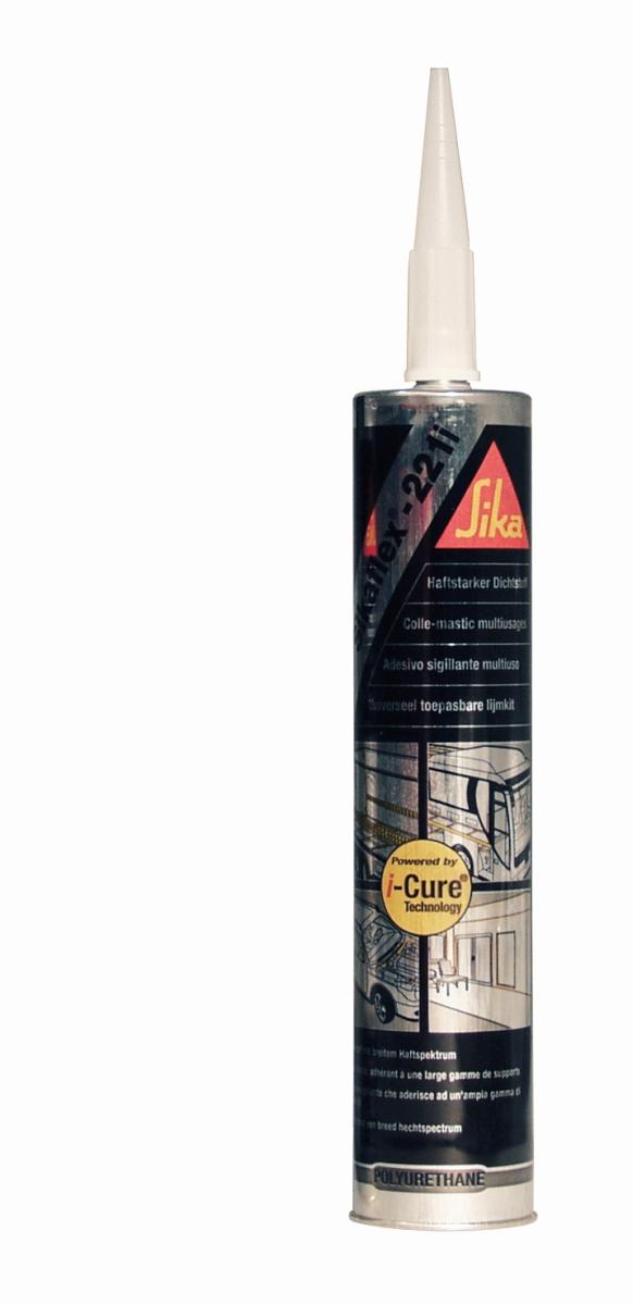 Sikaflex 221i weiß, 300 ml Kartusche