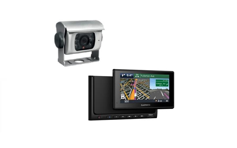 Multimedia, Navigation & Rückfahrsysteme