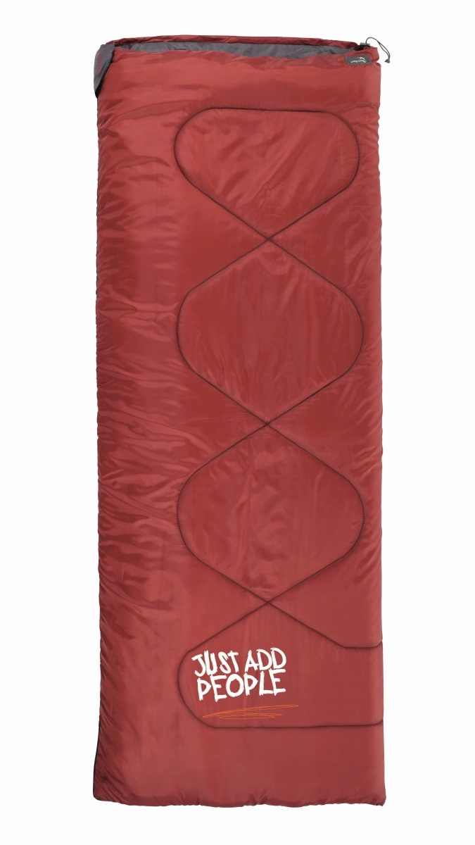 Easy Camp Schlafsack CHAKRA rot