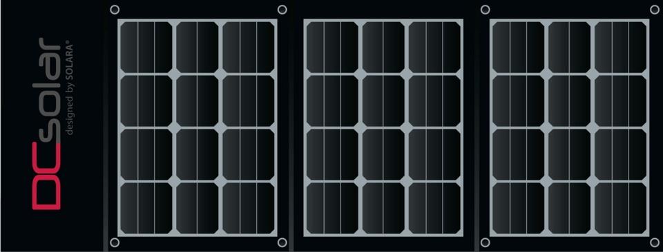 SOLARA DCsolar Power Move Set