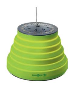 Zeltleuchte SYRMA LED grün