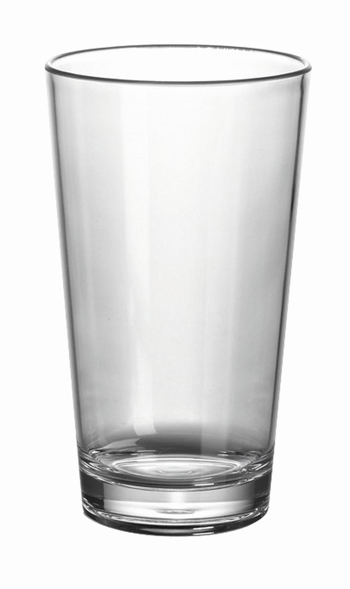 Gimex Latte Macchiato-Glas 40 cl (2er Set)