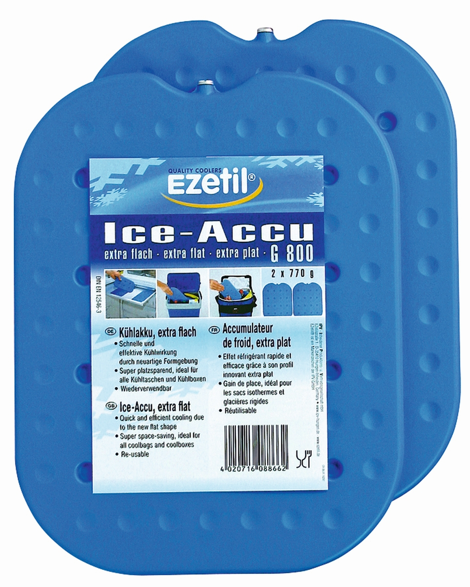 Kühl-Akku EZetil G800 2x 770 g