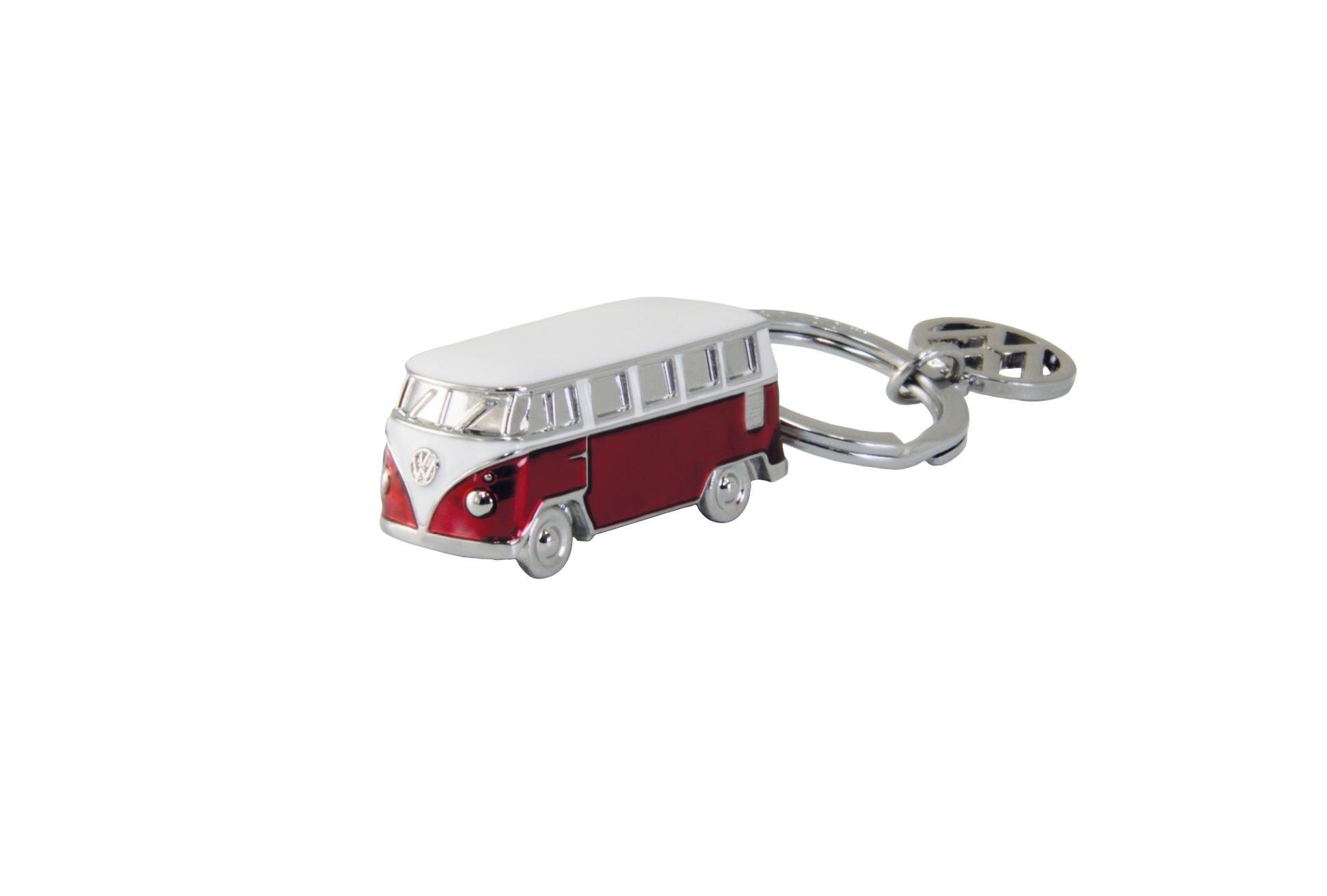 VW Collection Schlüsselanhänger 3D rot