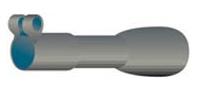 Dometic Verlängerungsrohr gerade