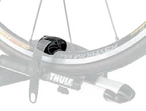 THULE Wheel Adapter, 2er Set