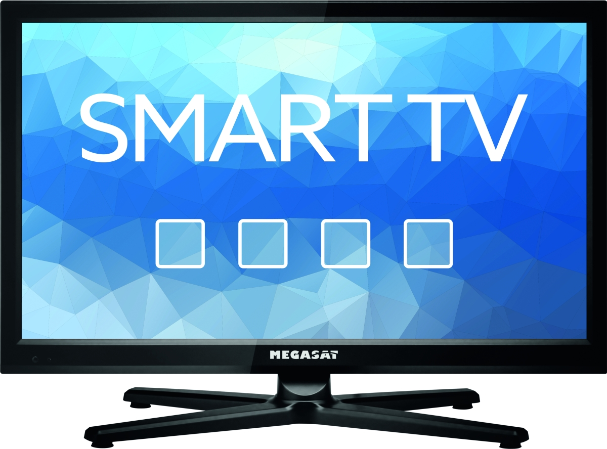 Megasat Camping LED TV Royal Line II Smart