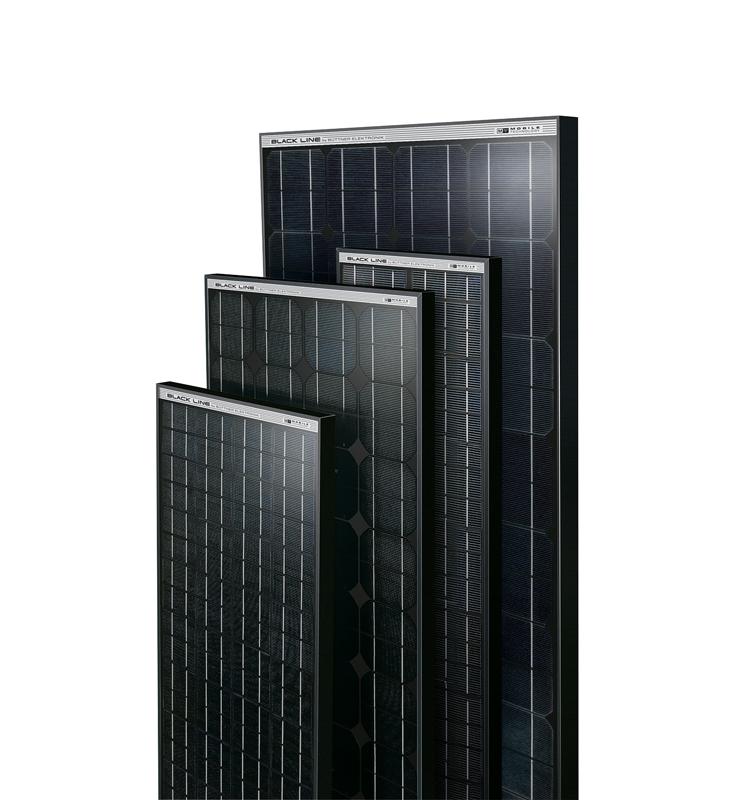 Büttner Solarmodul Black Line MT-SM 160 MC