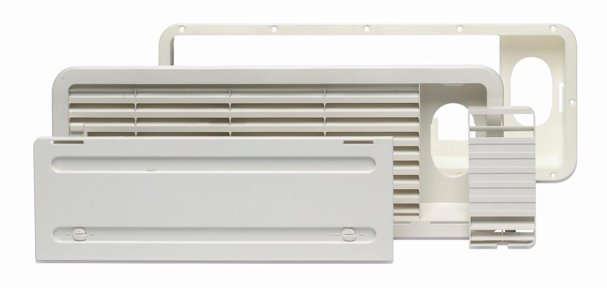 Dometic Belüftungssystem LS 100 oben weiß