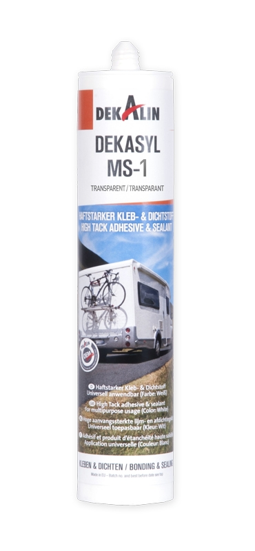 DEKAsyl MS 1 schwarz, 290 ml