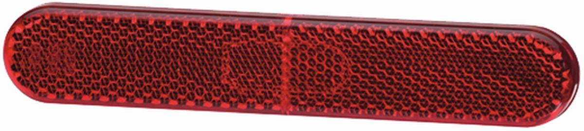 JOKON Rückstrahler selbstklebend rot