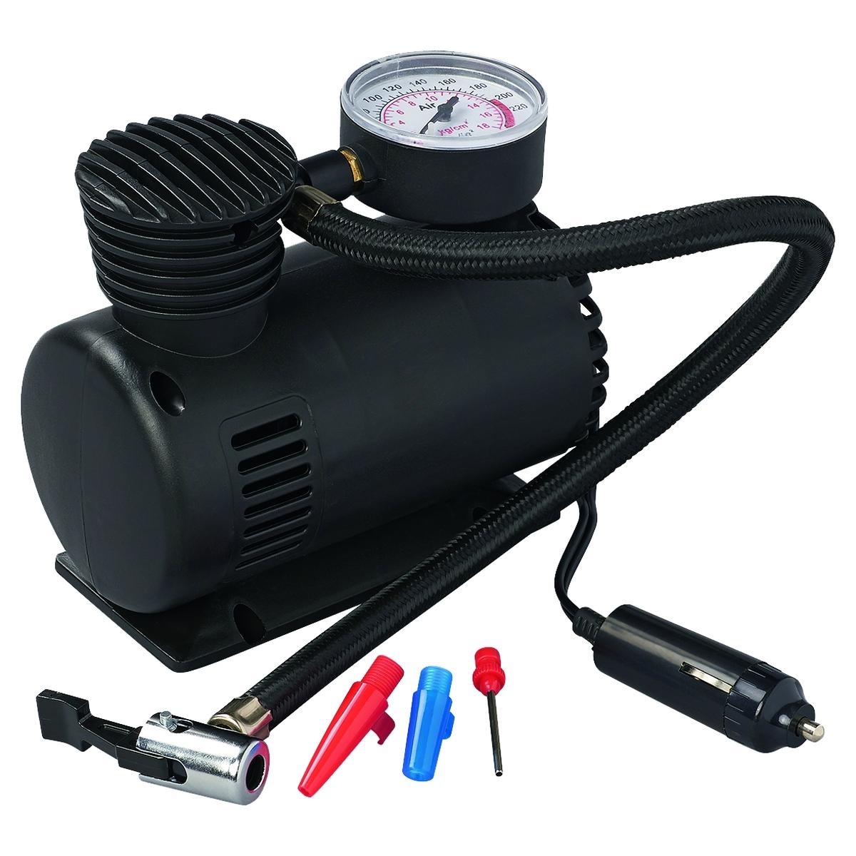 Mini-Luftkompressor 12 V.