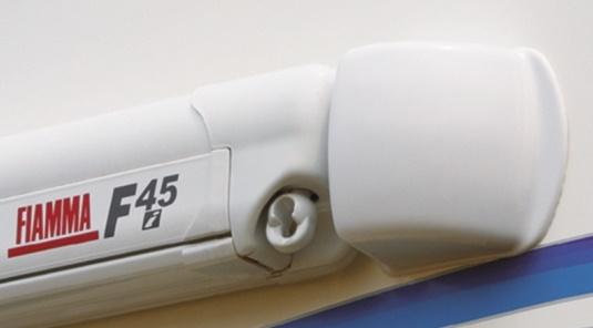 Fiamma Spoiler S für F45 weiß