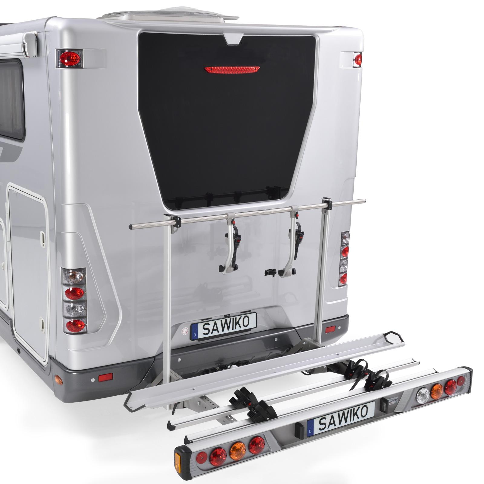 SAWIKO Lastenträger VARIO 1 Roller Premium