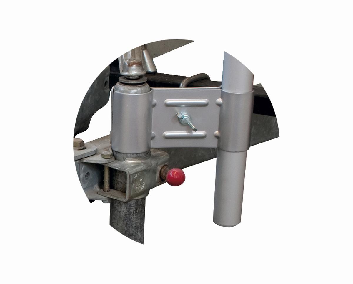 Doppelhalter Laufrad/Wäschespinne
