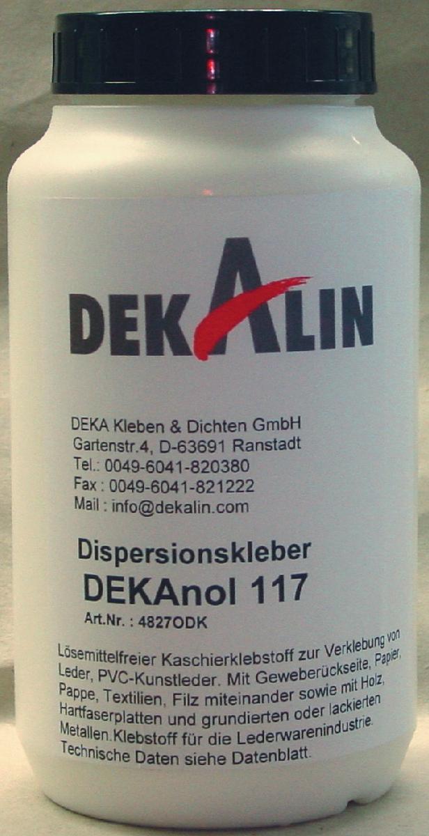 DEKAnol Dispersionsklebstoff