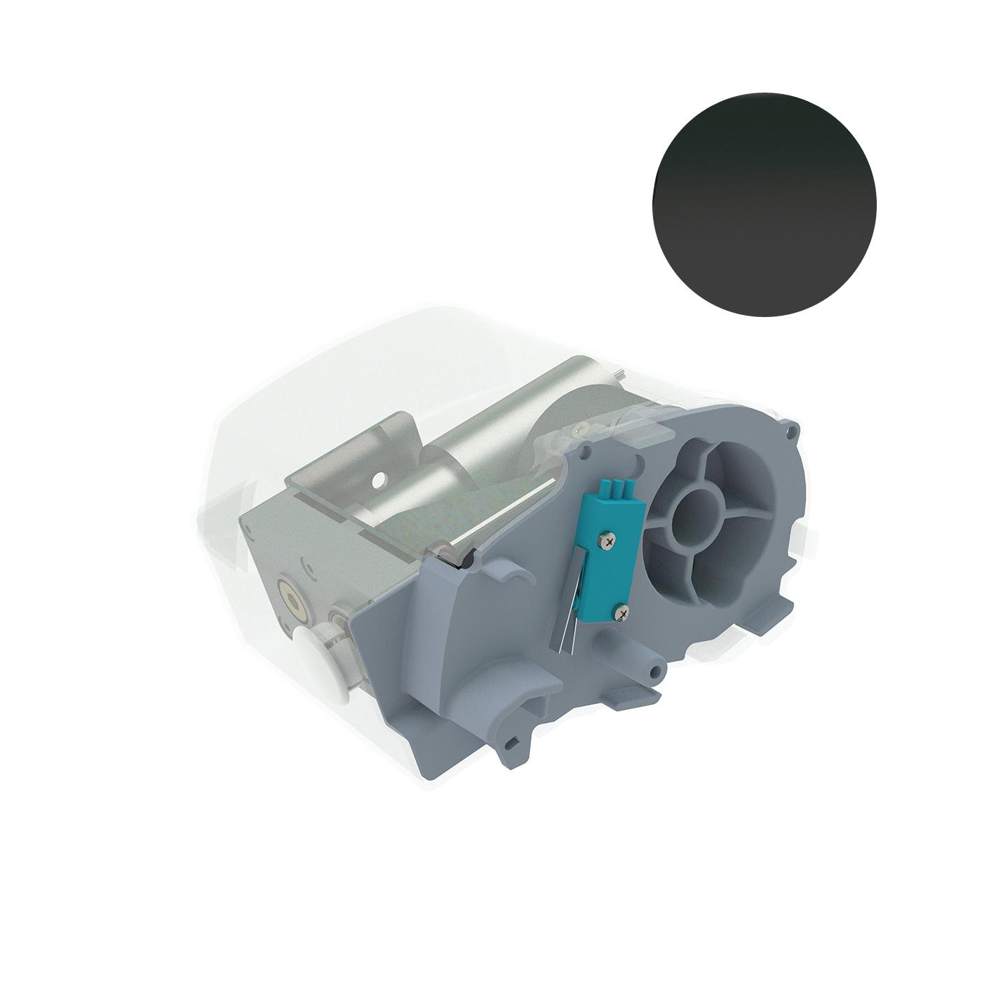 Fiamma Motor Kit Compact F80S 12V deep black