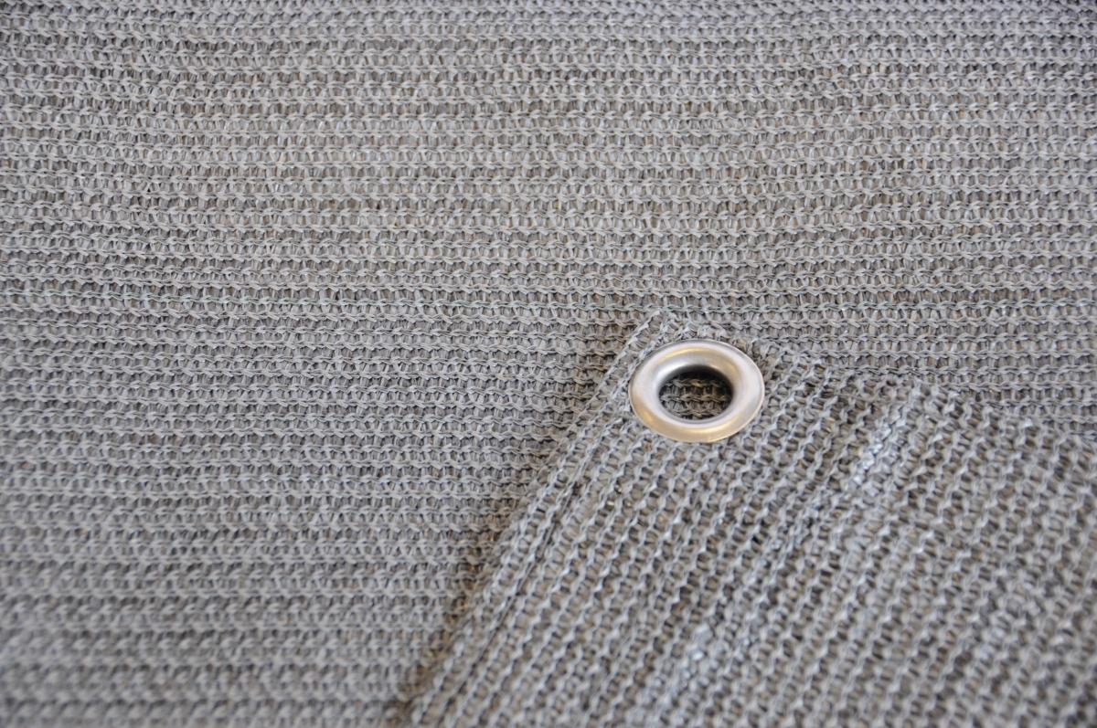 Zeltteppich Komfort grau