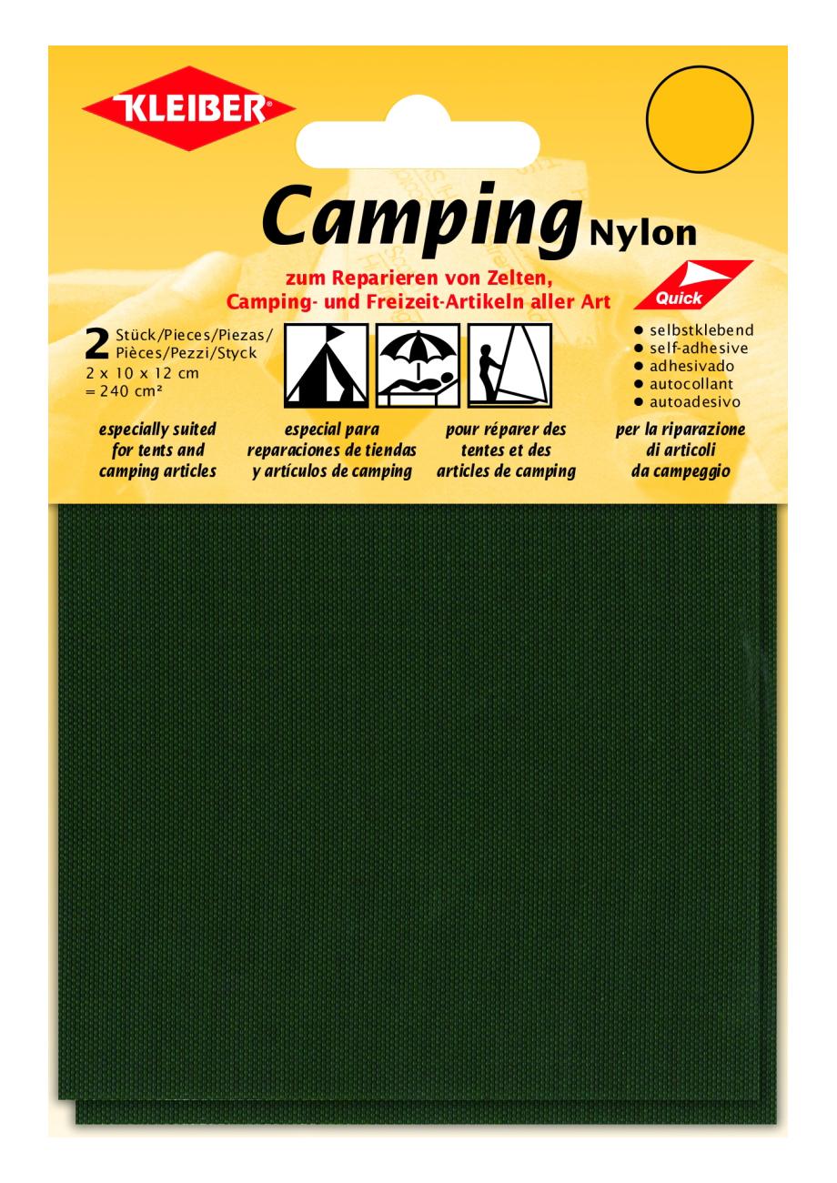 KLEIBER Camping Nylon Reparatur khaki