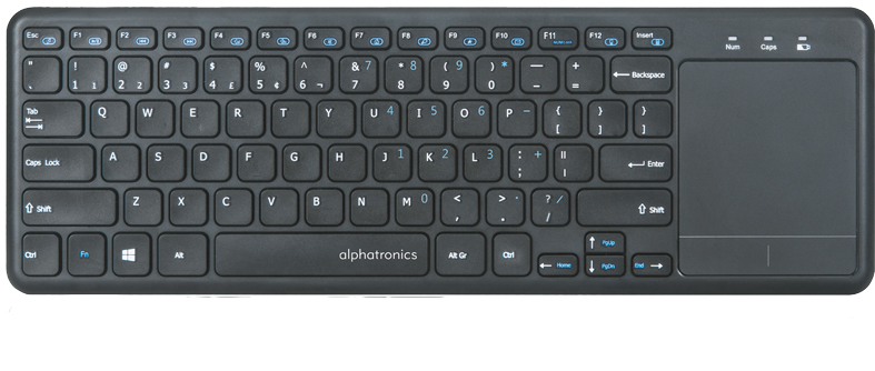 alphatronics Tastatur T1