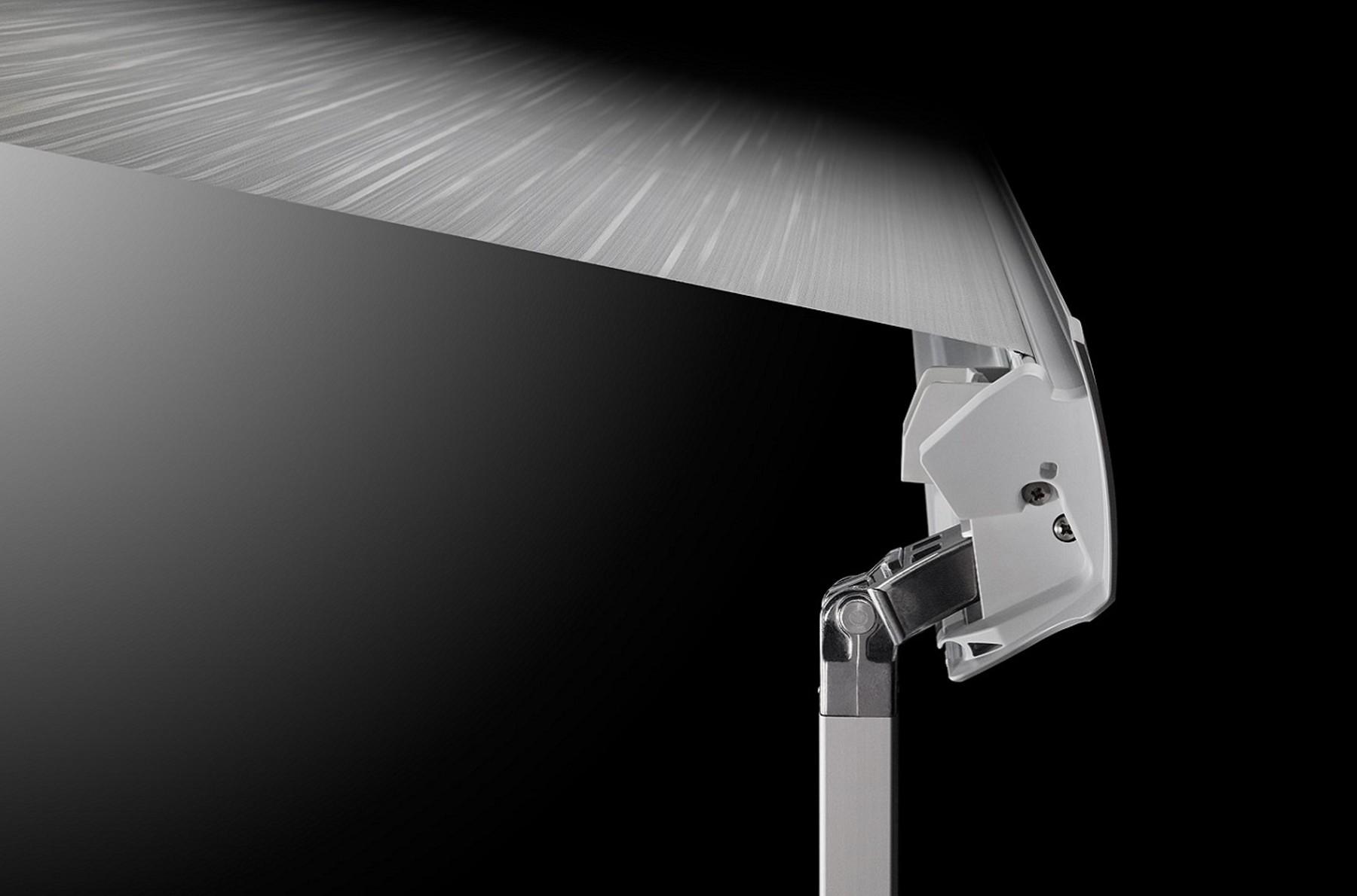 Thule Omnistor 5200 eloxiert 260x200 cm, Mystic Grau