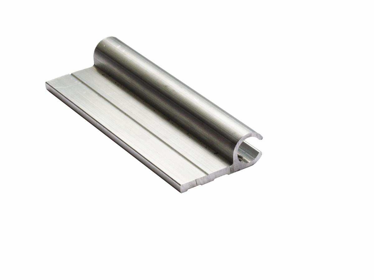 Aluminium-Profil 31 x 12 mm Länge 500 cm