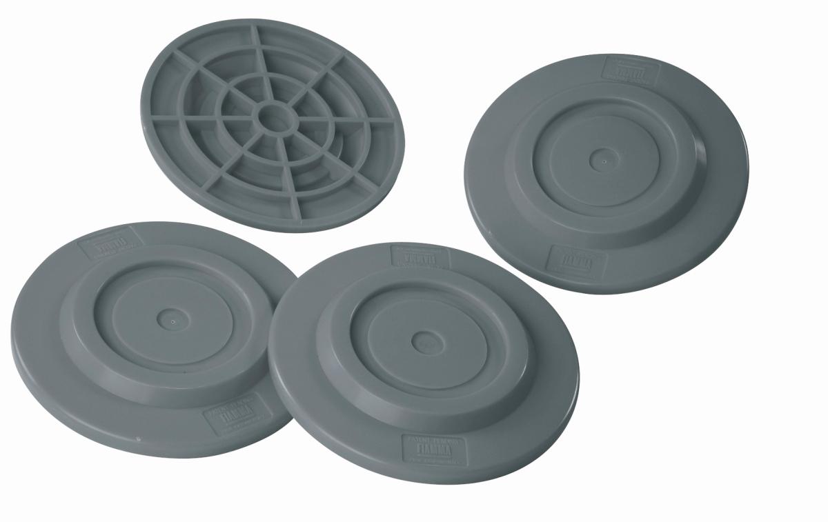 FIAMMA Plates Stützplatten 4er Set