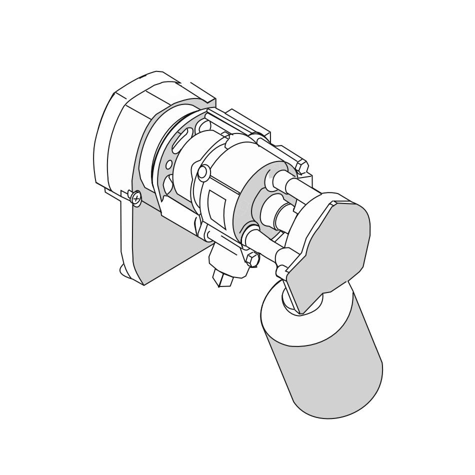 Fiamma Motor Kit 12V F45L polarweiß