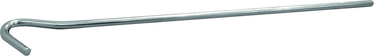 Erdnagel Stahl 20 cm 10er Pack