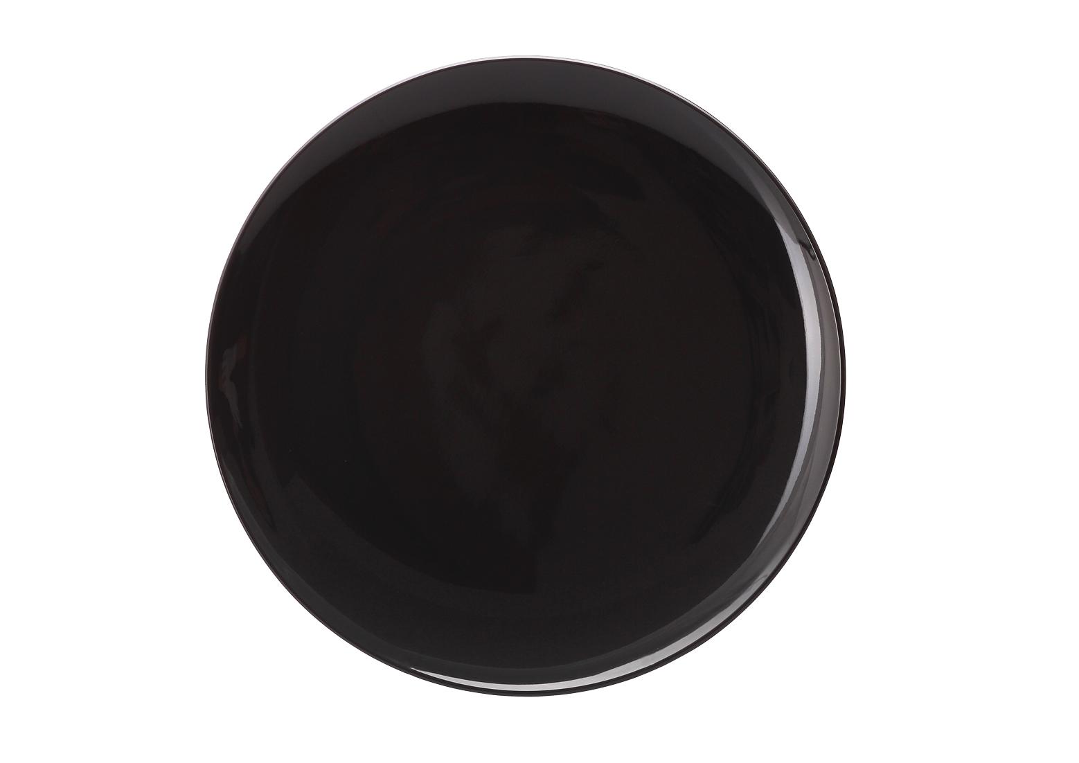 Gimex Essteller grau-uni 25,5 cm