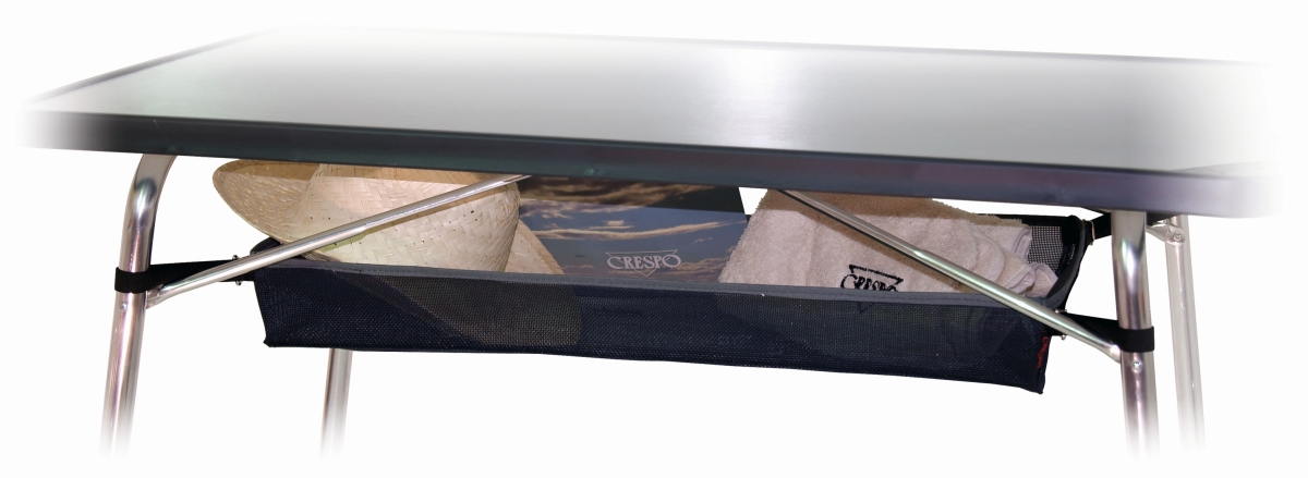 Ablage-Netz für Crespo-Tische